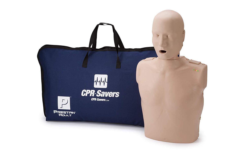 CPR Savers Prestan Superlatite Professional Training Manikin Ranking TOP7 Adult with