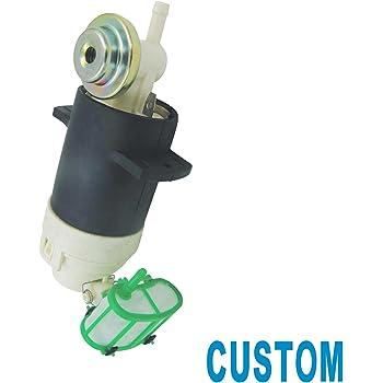 [SCHEMATICS_4CA]  Amazon.com: CUSTOM 1pc New Electric E8376 Fuel Pump With Installation Kit  For 86-94 D21 95-96 Pickup (Japan Built): Automotive | 94 Nissan Quest Fuel Filter |  | Amazon.com
