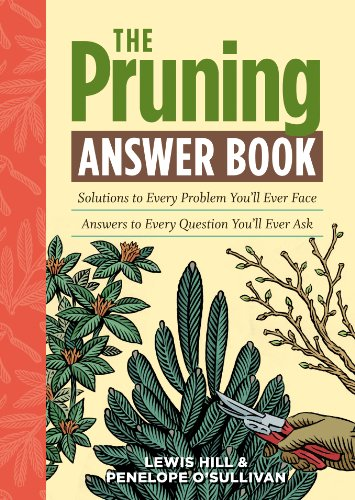 The Pruning Answer Book (Answer Book (Storey))