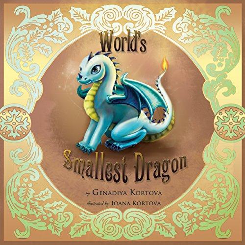 World's Smallest Dragon audiobook cover art