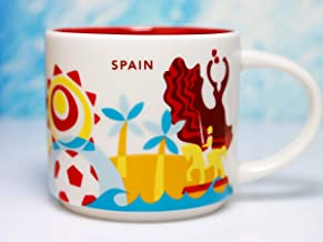 Starbucks Spain You are Here YAH Collection Coffee Mug