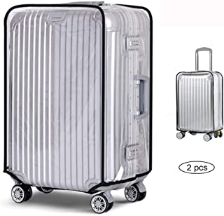 Generic Galaxy Trolley Luggage Covers for Youth Cool Suitcase Protective Covers Waterproof
