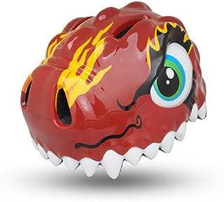 ESASAM 3D Design Dinosaur Infant/Toddler Bike Helmets for Kids