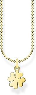 Thomas Sabo - Collar de plata de ley 925 para mujer