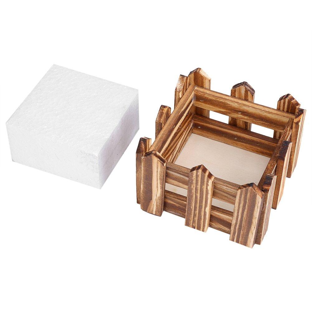 ecc. Tortora /& Antracite 19 28cm Porta vaso Fioriera in plastica terracotta
