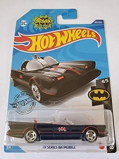 Hot Wheels 2020 Batman TV Series Batmobile, Black 197/250
