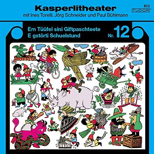 Kasperlitheater Nr. 12 Titelbild