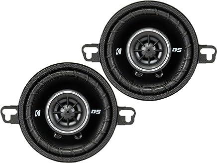 $34 Get Kicker 43DSC3504 3-1/2-Inch 3.5-Inch 30W 2-Way Speakers DSC35 DS35 Coax (Pair)