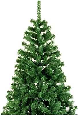 Apertura ad Ombrello BAKAJI Albero di Natale 150 cm Nordico Folto Abete Denver Ecologico e Ignifugo con Base a Croce in Metallo Rami folti 150cm Albero Artificiale Natalizio Colore Verde