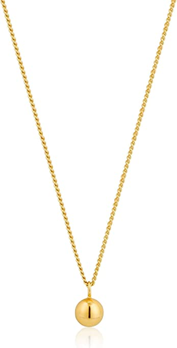 Orbit Ball Necklace