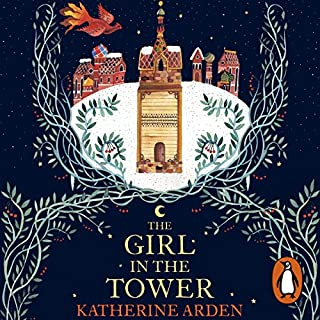 The Girl in the Tower cover art