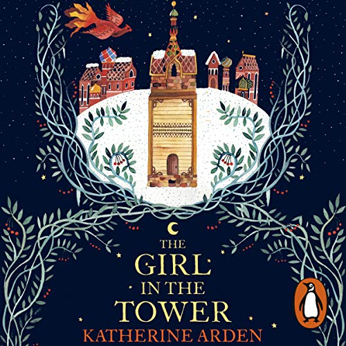 The Girl in the Tower  By  cover art