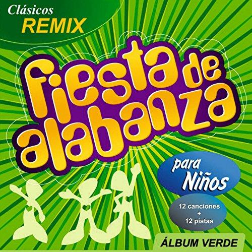 Fiesta de Alabanza para Niños (Album Verde)