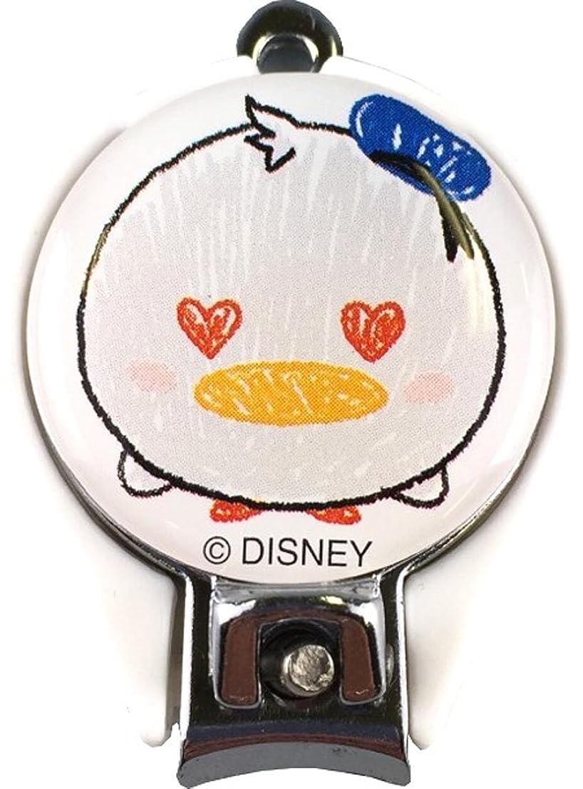 かなりのなぜならコントロールヤクセル ディズニー 丸型つめ切り TsumTsum ドナルド 60054