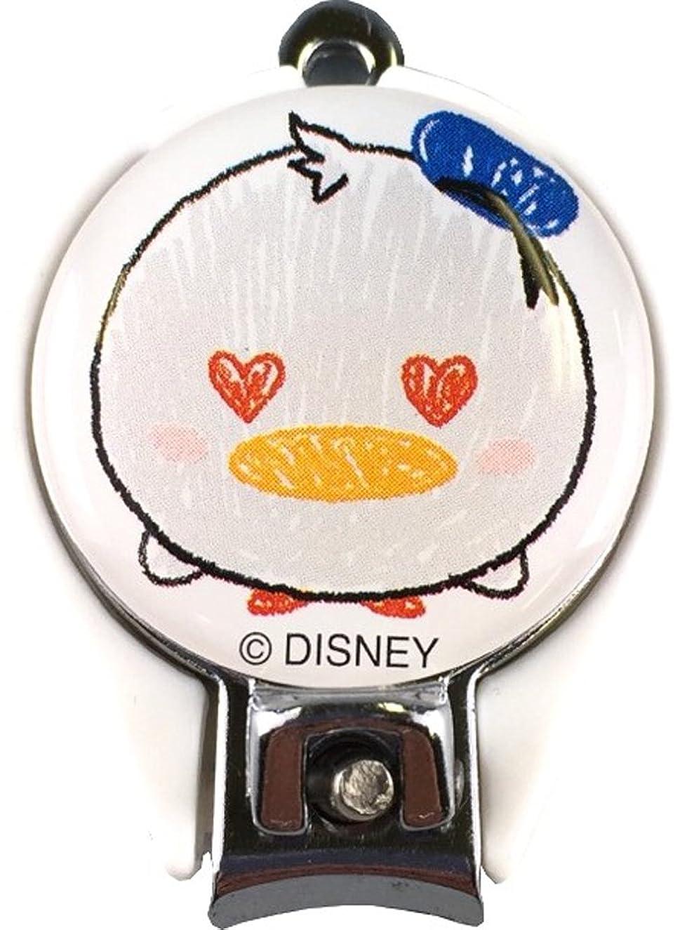 モバイル腰オアシスヤクセル ディズニー 丸型つめ切り TsumTsum ドナルド 60054