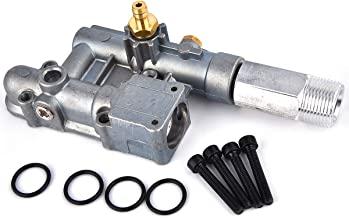 16031 190627GS Pressure Washer Pump Outlet Manifold Kit for Craftsman Briggs Stratton Excell EXWGV1721