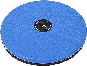 Draaimachine, blauwe lichtgewicht draaiende tailleschijf ABS voor het stimuleren van de bloedcirculatie voor het afslanken...