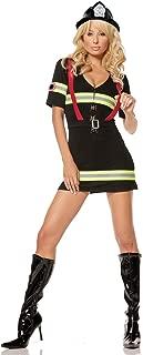 Women's Hot Firefighter Costume
