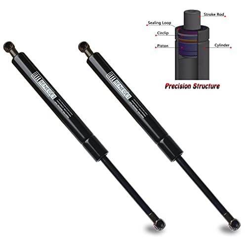 1 Pair New Rear Trunk Lift Support Spring Strut Shock For 2001-2006 Lexus LS430