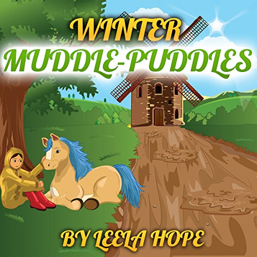 Winter Muddle Puddles audiobook cover art
