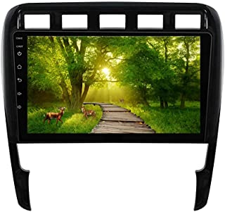 "Android 8.0 In-Dash 9"" Car Stereo 8-Core Autoradio RAM 4G ROM 32G Head Unit Car Radio Sat Nav Car GPS Navigation for Porsc..."