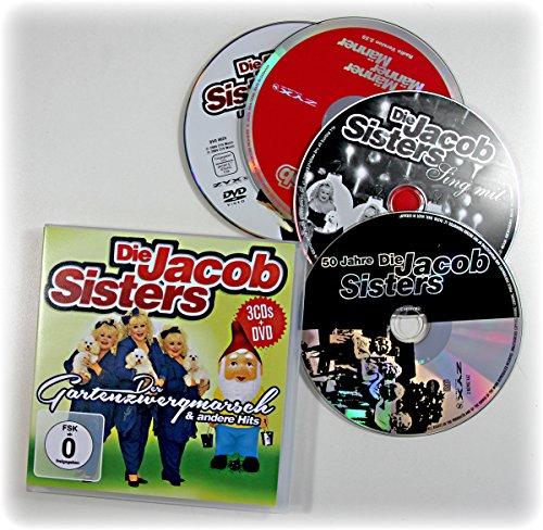 Der Gartenzwergmarsch & andere Hits. 3CD+DVD - 2