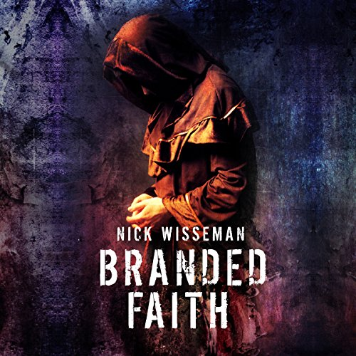 Branded Faith: A Short Story audiobook cover art