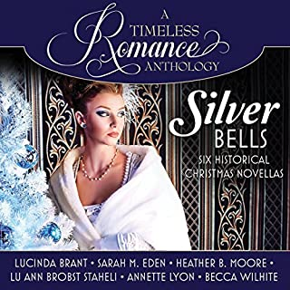 Silver Bells Collection audiobook cover art