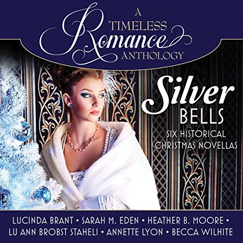 Silver Bells Collection     Six Historical Christmas Novellas              De :                                                                                                                                 Lucinda Brant,                                                                                        Sarah M. Eden,                                                                                        Heather B. Moore,                   and others                          Lu par :                                                                                                                                 Carly Robins,                                                                                        Karen Cass,                                                                                        Gerard Doyle                      Durée : 9 h et 32 min     Pas de notations     Global 0,0