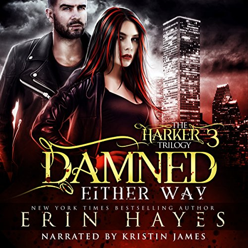 Damned Either Way audiobook cover art
