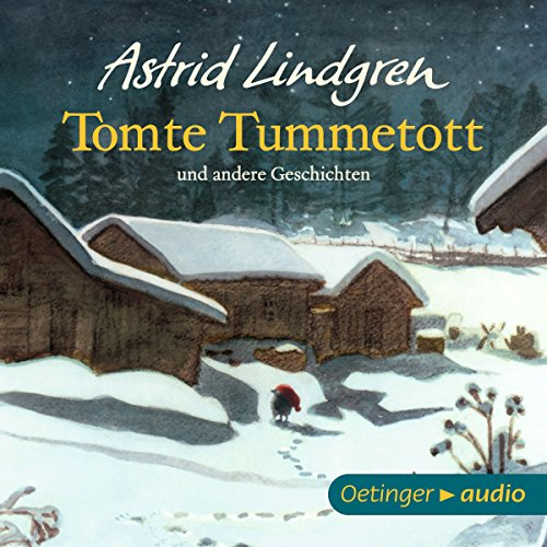 Tomte Tummetott und andere Geschichten Titelbild