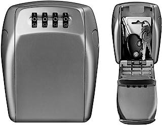 MASTER LOCK Certified Key Safe [Reinforced Security] [CNPP Certification] [Weatherproof - Outdoor] [Wall Mounted] - 5415EU...