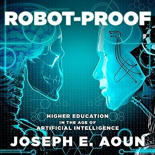 Robot-Proof audiobook cover art