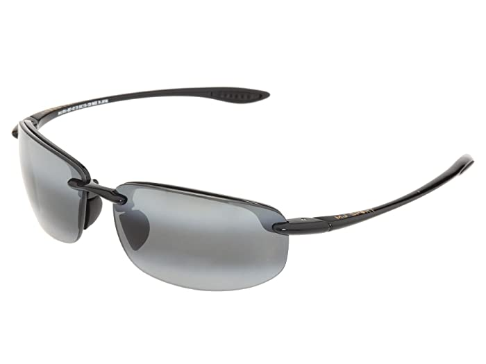 Ho'okipa Readers 2.0 Gloss Black/Neutral Grey Lens/2.0 Lens
