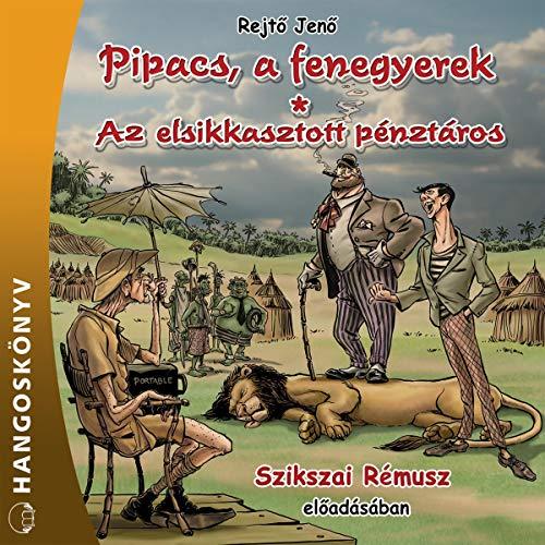 Pipacs, a fenegyerek cover art