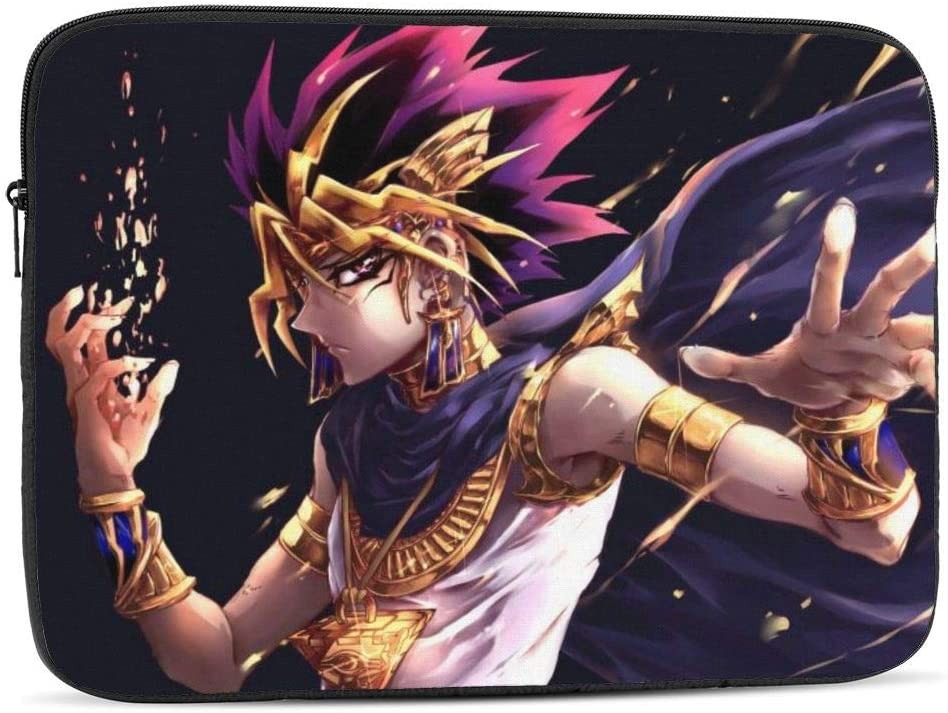 10 Arlington Mall New Shipping Free Shipping inch Laptop Sleeve Yu-Gi-Oh Multi-Size Notebook Case Choices