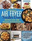 Air Fryer Toaster Oven...