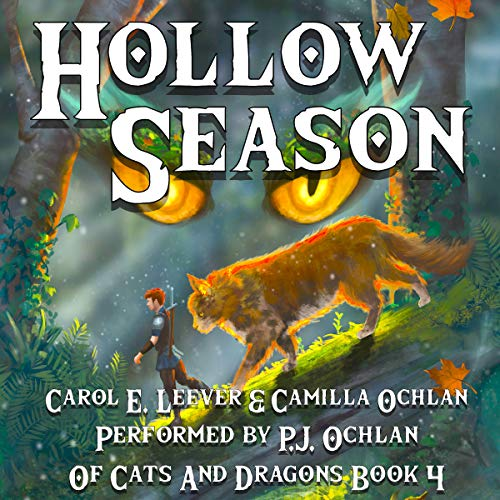 Hollow Season audiobook cover art
