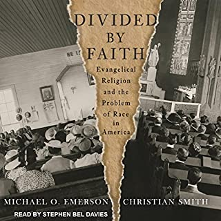 Divided by Faith audiobook cover art