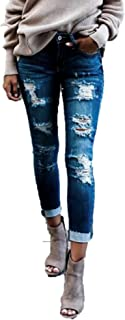 HoleEE Jeans for Women | Skinny Ripped Jeans for Women | Womens Jeans