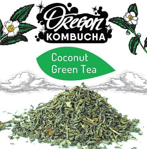 35% OFF Regular store Oregon Coconut Green Tea Bag 1 ounce