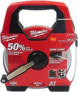 MILWAUKEE 300 Ft. Open Reel Long Tape