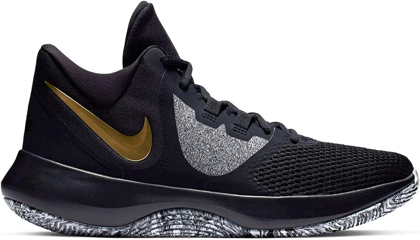 Nike Men's Max 65% OFF Air Precision Shoe Basketball II Reservation Size