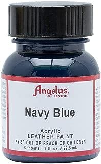 Angelus Acrylic Paints 1oz Color Navy Blue