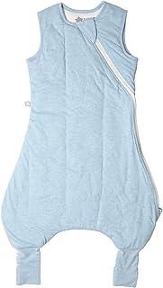 Tommee Tippee Quiltad sparkdräkt, baby sovsäck med fötter, året runt, original grobag, 6–18 m, 65–80 cm, 1,0 tog, ljusblå