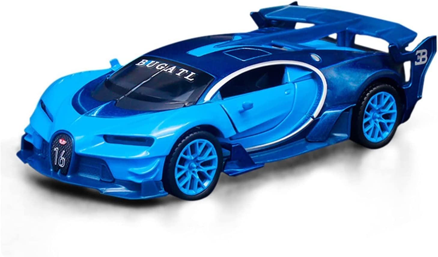 MAQINA for Bugatti GT 1:32 Alloy Die-Casting Pull Fort Worth Mall Sport Quantity limited Back Car