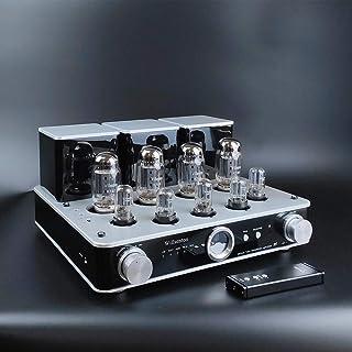 Willsenton R8 KT88/EL34 x4 Tube Integrated AMP Power Amplifier Headphone (Silver)