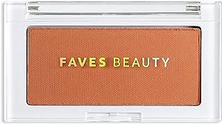 FAVES BEAUTY(フェイブスビューティー) マイカラーチーク テラコッタ イエベ秋 チーク 頬紅 フェイスカラー イエベ春 ブルべ イエベ パーソナルカラー