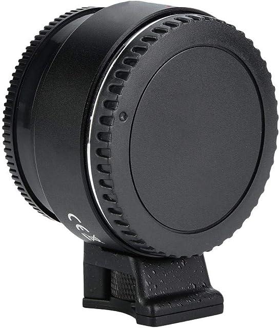 Adaptador de Lente Auto Focus Adaptador de Lente para Canon EF EF-S EOS Lente para Sony NEX E Mount Camera