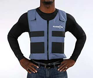 Sports Cool Vest with Set of 8 Nontoxic Cooling Packs